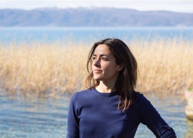 La artista Maika Makovski
