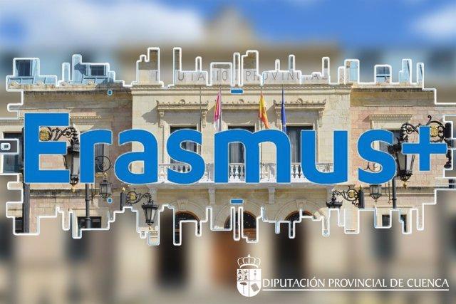 Nota Becas Erasmus Diputación