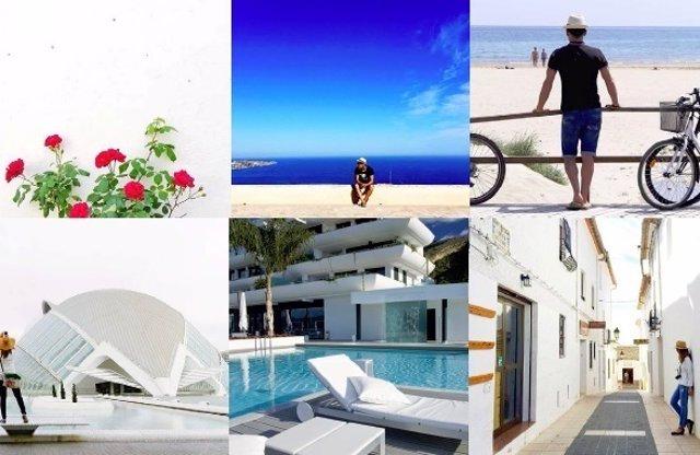 Imágenes de turismo en la Comunitat Valenciana