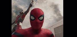 Nuevo trailer de Spider-Man Homecoming: Así vivió la Civil War Peter Parker
