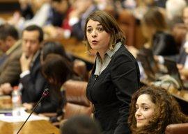 """IULV-CA: Susana Díaz """"quiere aparentar que le importa Andalucía"""" tras perder las primarias"""