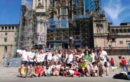Viajes escolares: el Camino de Santiago con el cole