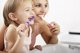 5 trucos para enseñar a los niños a lavarse los dientes