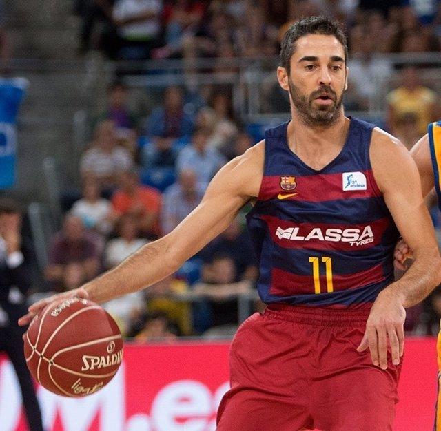 Juan Carlos Navarro, jugador del Barcelona Lassa