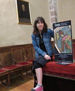 Segovia: Ana Zamora
