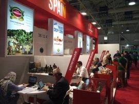 Ocho empresas agroalimentarias andaluzas participan en la Feria Iran Agrofood