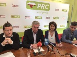 """PRC tacha de """"decepcionante"""" la gestión del PP y pide un """"cambio de rumbo"""""""