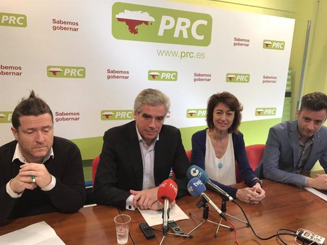 PRC hace balance de la gestión del PP en la primera mitad de legislatura
