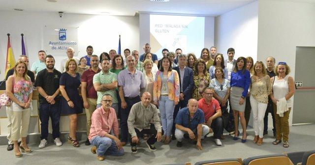 El Ayuntamiento De Málaga Informa: La Red Málaga Sin Gluten Incorpora A 11 Nuevo