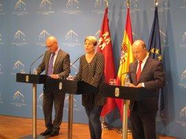 La Región recibirá 124,6 millones de euros más de la UE para gestionar hasta 2020, un 10% más de lo previsto