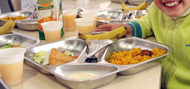 Convocadas las becas de comedor y transporte escolar para for Ayudas para comedor escolar