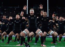 Los 'All Blacks' se sienten honrados y agradecidos a la Fundación