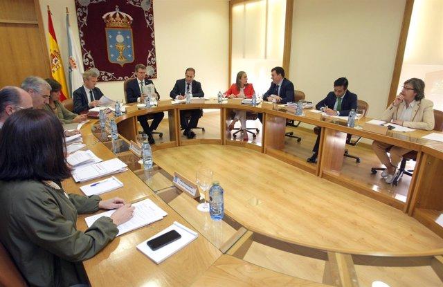 Consello de la Xunta del 24 de mayo de 2017.