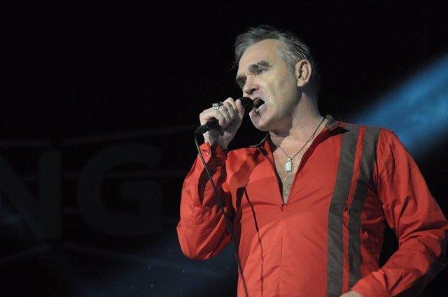 Morrissey en Madrid
