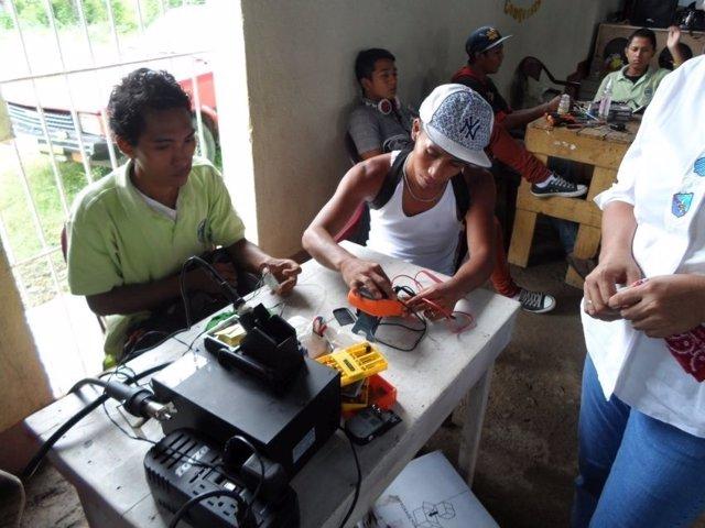 Programa de prevención de la violencia en Nicaragua