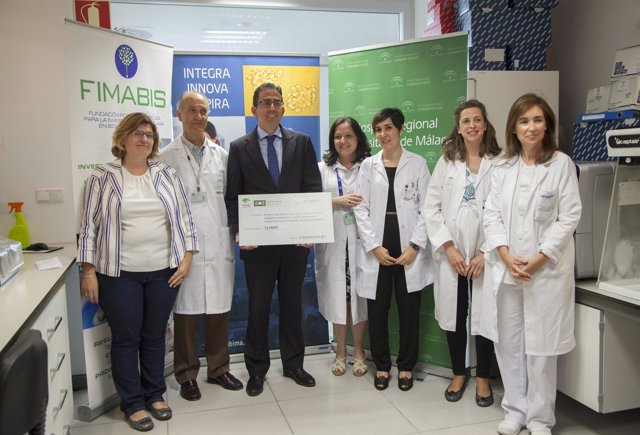 Premio unicaja innovación biomedicina ibima fimabis alergia corral