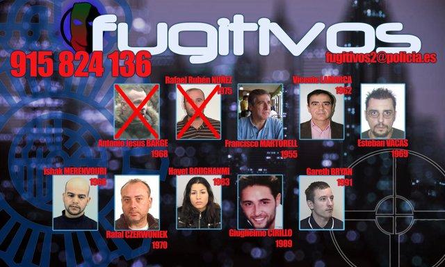 Detenido Uno De Los Fugitivos Españoles Más Buscados Por La Policía Y Acusado De