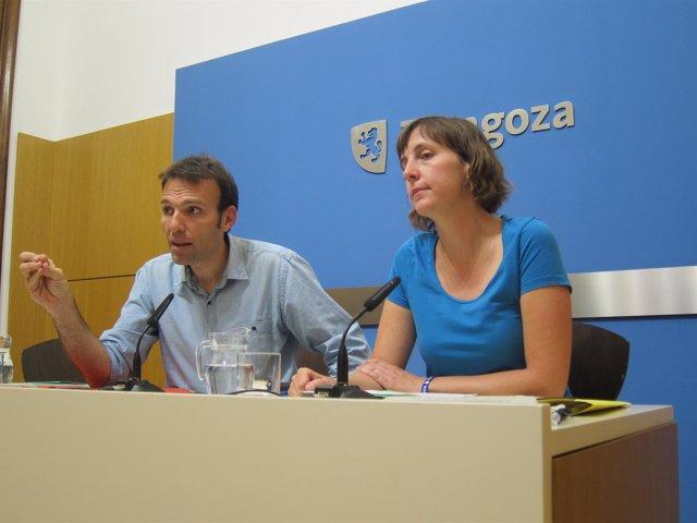 Rueda de prensa de Pablo Muñoz
