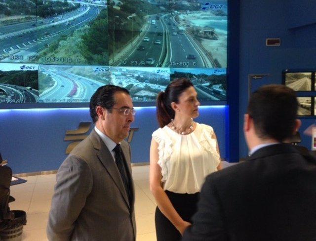 Briones visita CGT en Málaga