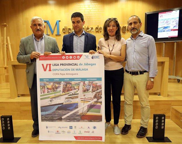 Presentación Liga Provincial de Jábegas