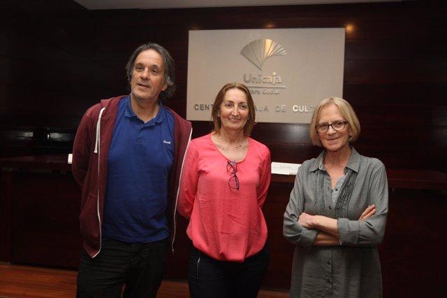Presentación del  ciclo de cine  'underground' de la Fundación Unicaja