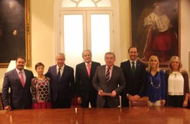 El senador Miguel Ángel Ramis, nombrado portavoz del Grupo Territorial de senadores del PP por Baleares