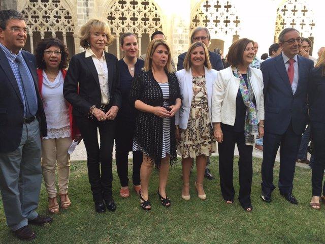 Irene García Reivindica El Liderazgo Femenino Como Medio Para Transformar La Soc
