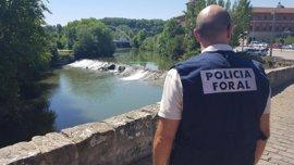 Aparece en el río Arga el cadáver del joven desaparecido en el barrio San Jorge