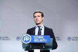 'Génova' dice que Rajoy no ha decidido aún si intervendrá en la moción de censura de Podemos