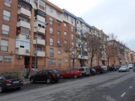 Arrancan las obras en las 284 viviendas públicas en alquiler de Gonzalo de Berceo en Huelva