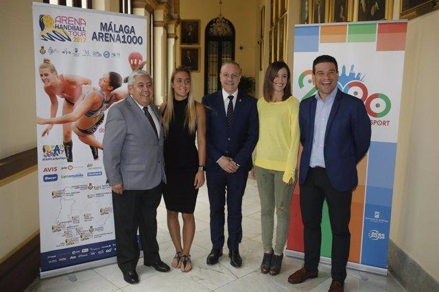 El Ayuntamiento De Málaga Informa: Málaga Vivirá El Arranque Nacional Del Circui