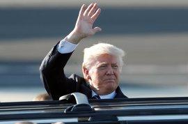 La UE confía en que su reunión con Trump sirva para reforzar la cooperación en seguridad y comercio