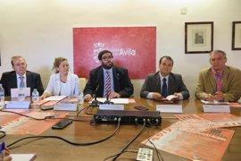Destacan la repercusión económica de los Cursos de Verano de la UNED en Ávila, con un millar de participantes