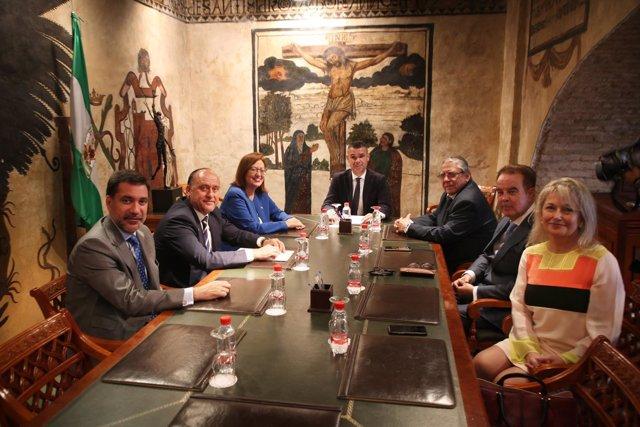 Presentación del Foro Iberoamericano de Andalucía en Marbella