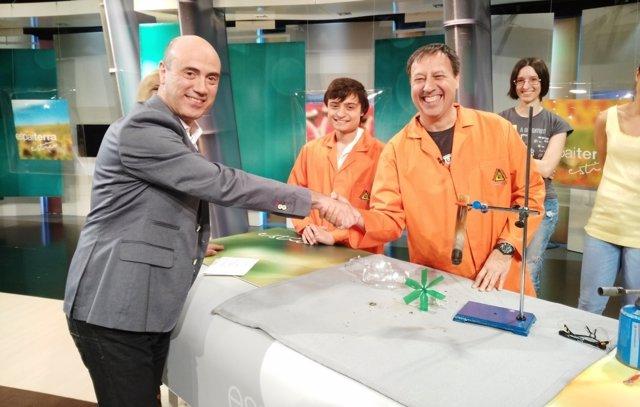 El programa 'Espai Terra' de TV3