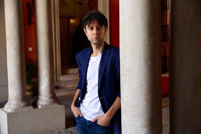 David Carmona en los 'Juevos Flamencos' de Fundación Cajasol