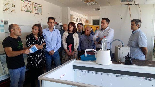 El IES de Monreal del Campo tiene un laboratorio de frío único en España