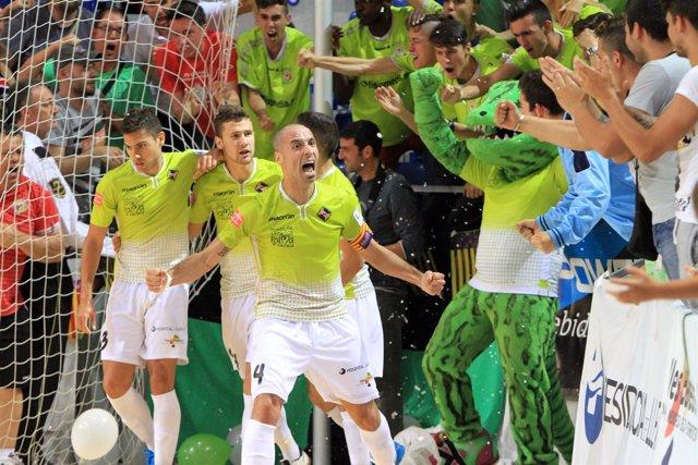 Antonio Vadillo, capitán de Palma Futsal y ahora nuevo entrenador