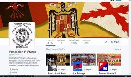 La Fundación Franco no ha recibido más ayuda que 150.000 euros entre 2000 y 2003, según el Gobierno