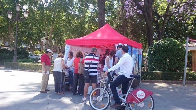 Promoción de Aragón en Andalucía
