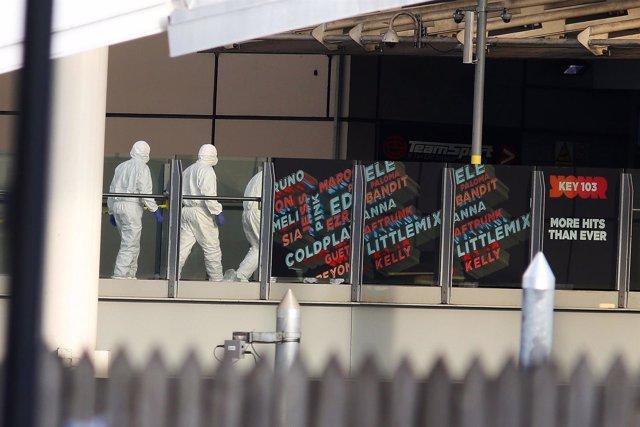 Atentado suicida en el Manchester Arena