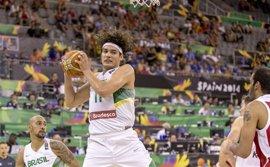 El pívot brasileño Anderson Varejao participa del 2 al 4 de junio en el NBA Zone en San Sebastián