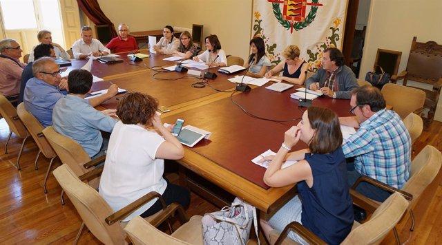 Consejo de Administración de la empresa pública del Agua de Valladolid