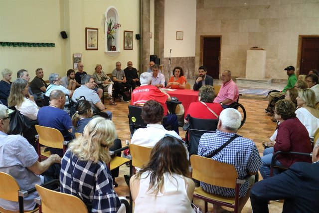 Reunión asuntos sociales