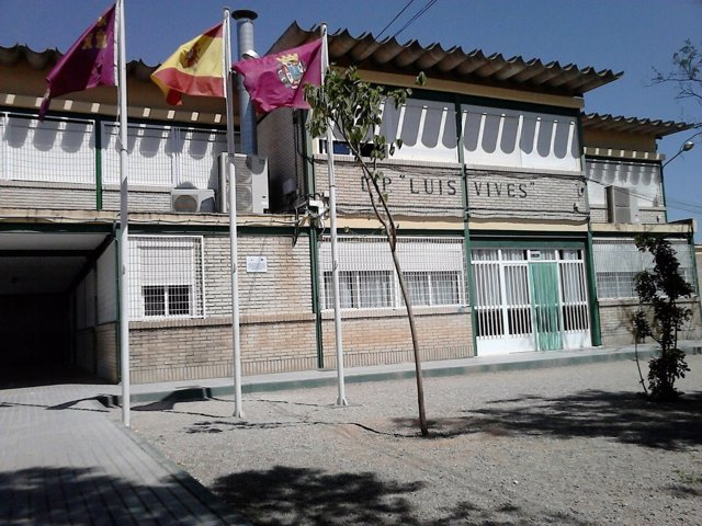 Colegio Público Luis Vives de El Albujón