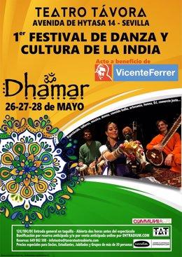 Primer Festival de Danza y Cultura de la India