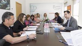 Díaz Tezanos asegura que plantilla del CAD de Sierrallana no sufrirá ninguna reducción