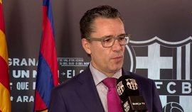 """Josep Vives: """"El Barça reitera su total apoyo a Messi, su padre y toda su familia"""""""
