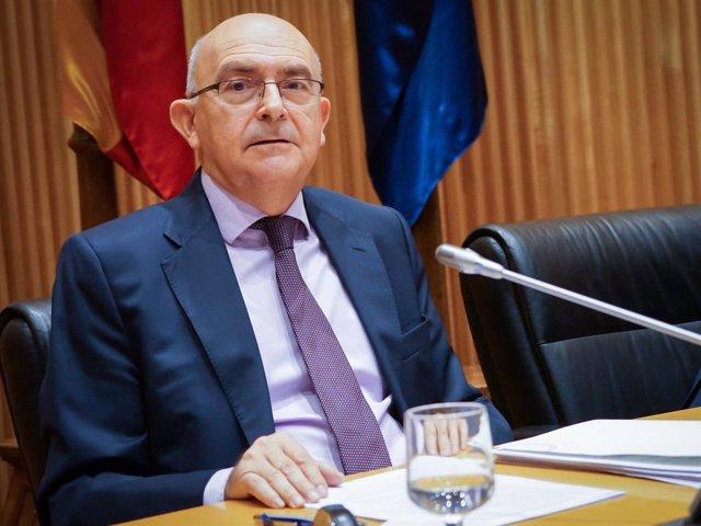 Miguel Ángel Gimeno, director de la Oficina Antifraude de Cataluña