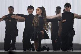 Ariana Grande cancela su gira tras el atentado de Mánchester